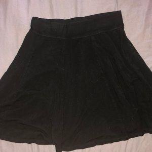 Small Brandy Melville Black skirt